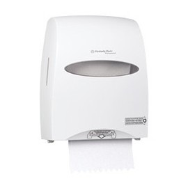 KIMBERLY-CLARK PROFESSIONAL* WINDOWS* SANITOUCH* Hard Roll Towel Dispenser