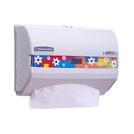 KIMBERLY-CLARK PROFESSIONAL* WINDOWS* Compact Towel Dispenser