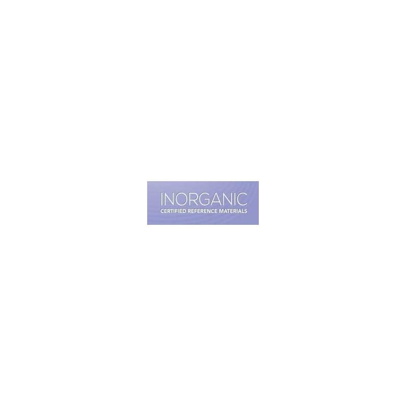 Inorganic Certified Reference Materials