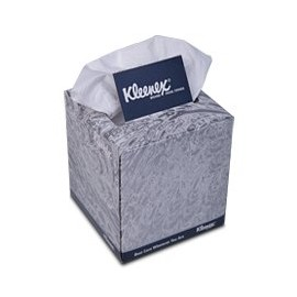 Upright / Cube Box Facial Tissue