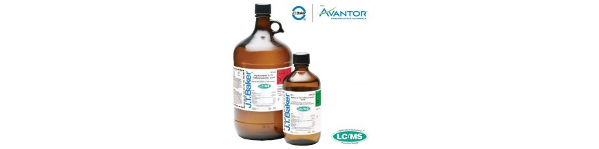 LC/MS Solvents & UHPLC Analysis Chemicals